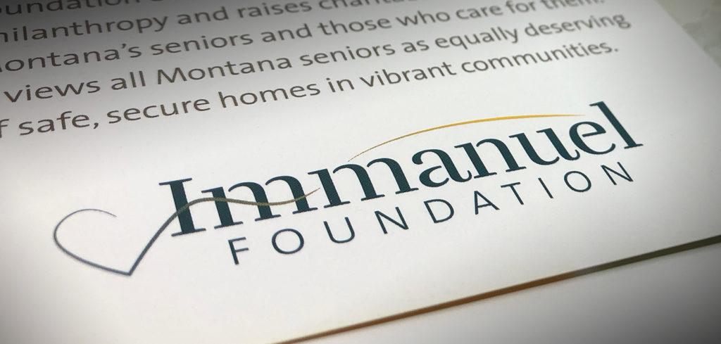 Immanuel Foundation Montana Logo