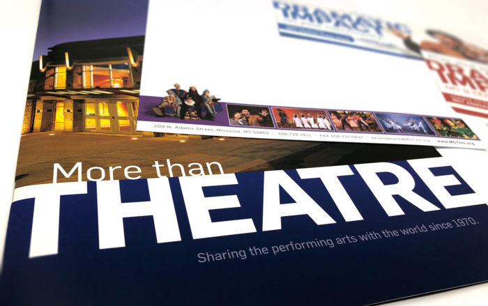 Missoula Children's Theatre | MCT | General Brochure
